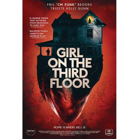 best horror movies on netflix girl on the third floor