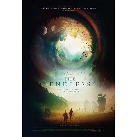 best horror movies on netflix the endless