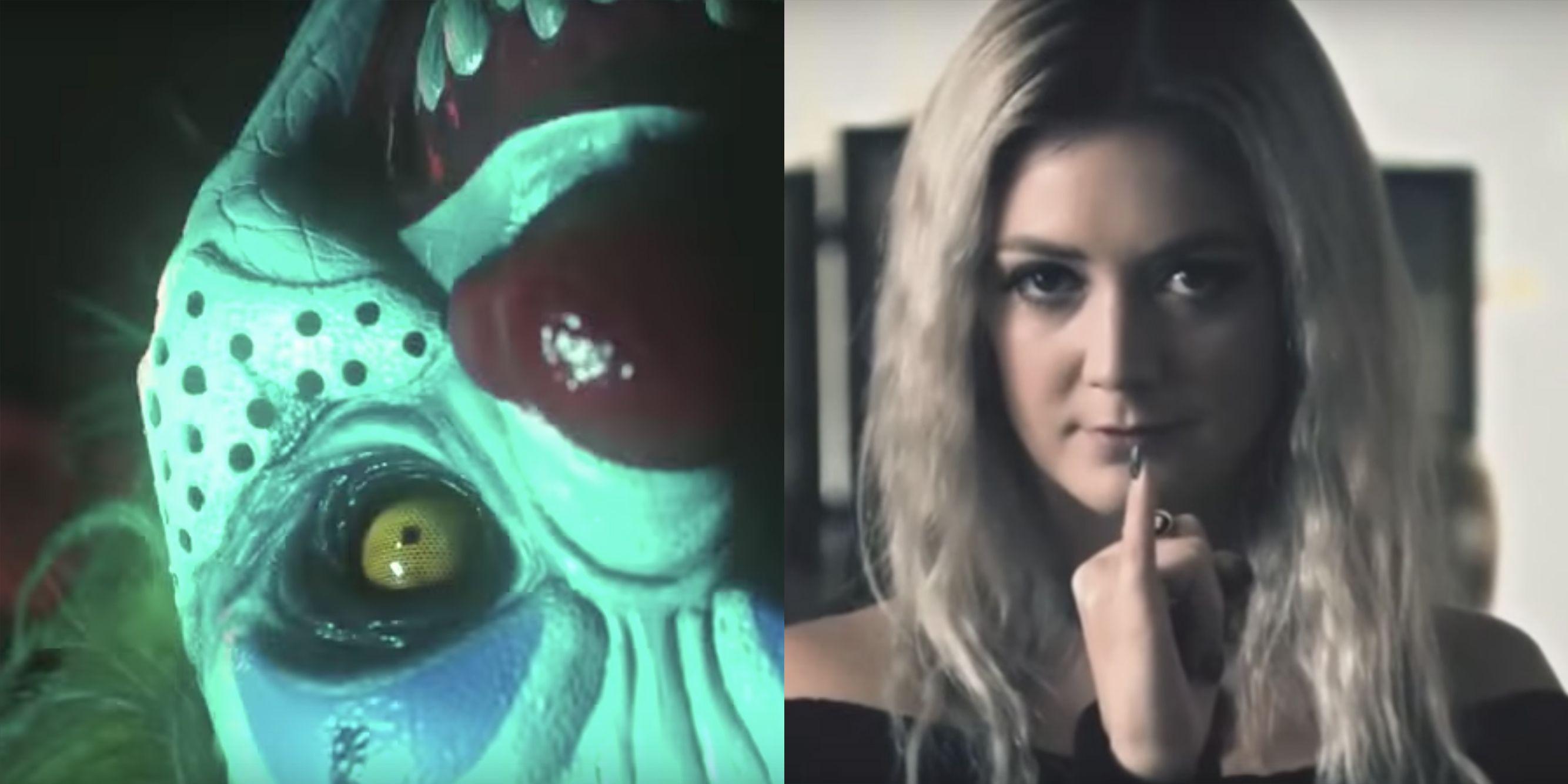 Blind Dating Movie 2018 Horror Clown