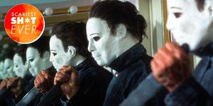 George P Wilbur In  'Halloween 4: The Return Of Michael Myers'