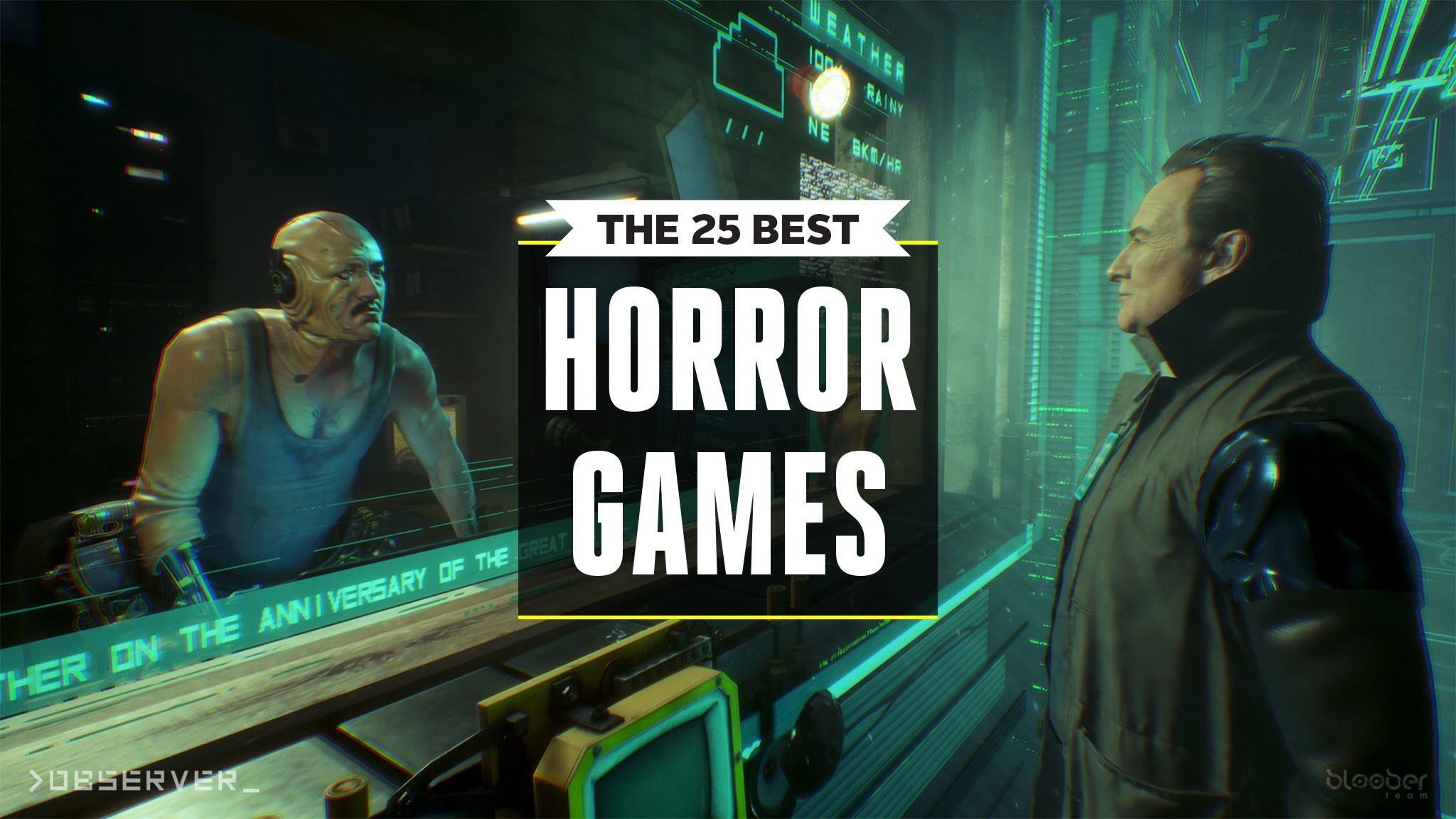 Best Horror Games 2019 25 Scary Video Games
