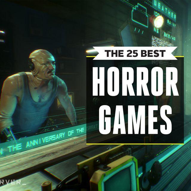 Best Horror Games 2019