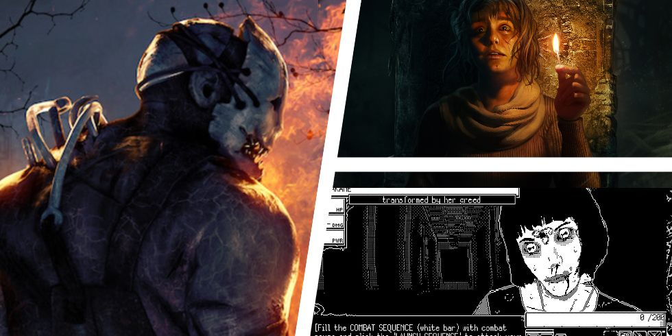 The 20 Scariest Horror Video Games Ever