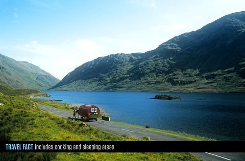 Highland, Body of water, Mountainous landforms, Fjord, Nature, Mountain, Hill station, Natural landscape, Water resources, Reservoir,