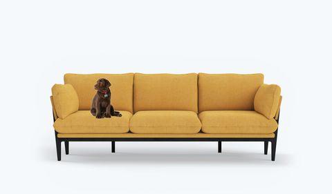 November Horseshoe Floyd Sofa