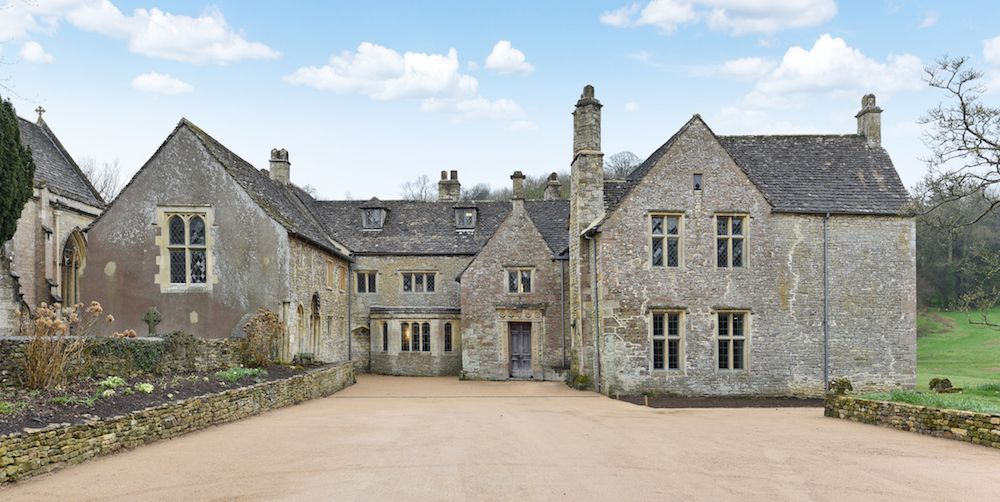 You might recognise this historic National Trust house from TV