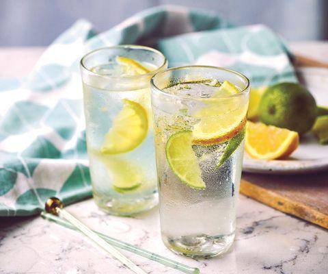Lidl citrus gin