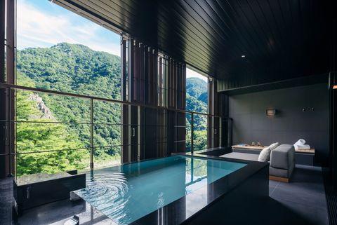 台灣溫泉飯店推薦!和風客房、日式湯池,5間台灣冬季必住溫泉飯店