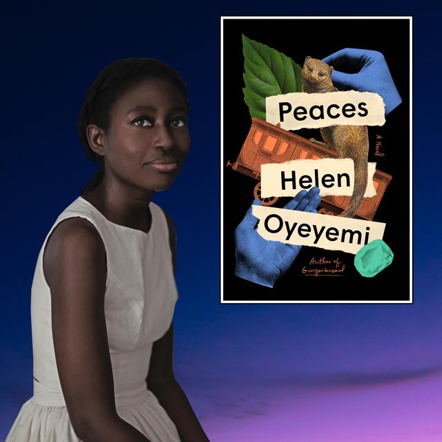 helen oyeyemi, author of peaces