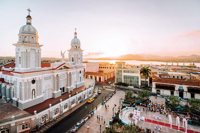 キューバ・サンティアゴ・デ・クーバ