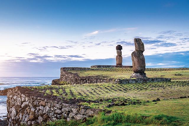 南米チリ・イースター島