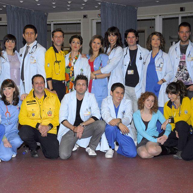 reparto hospital central