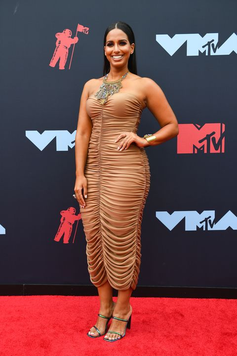 Here Are All The Nakedest Looks From The Mtv Vmas