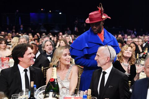 The 24th Annual Critics' Choice Awards - Inside