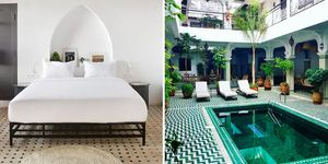 You won't believe this incredible place in Marrakesh is a hostel
