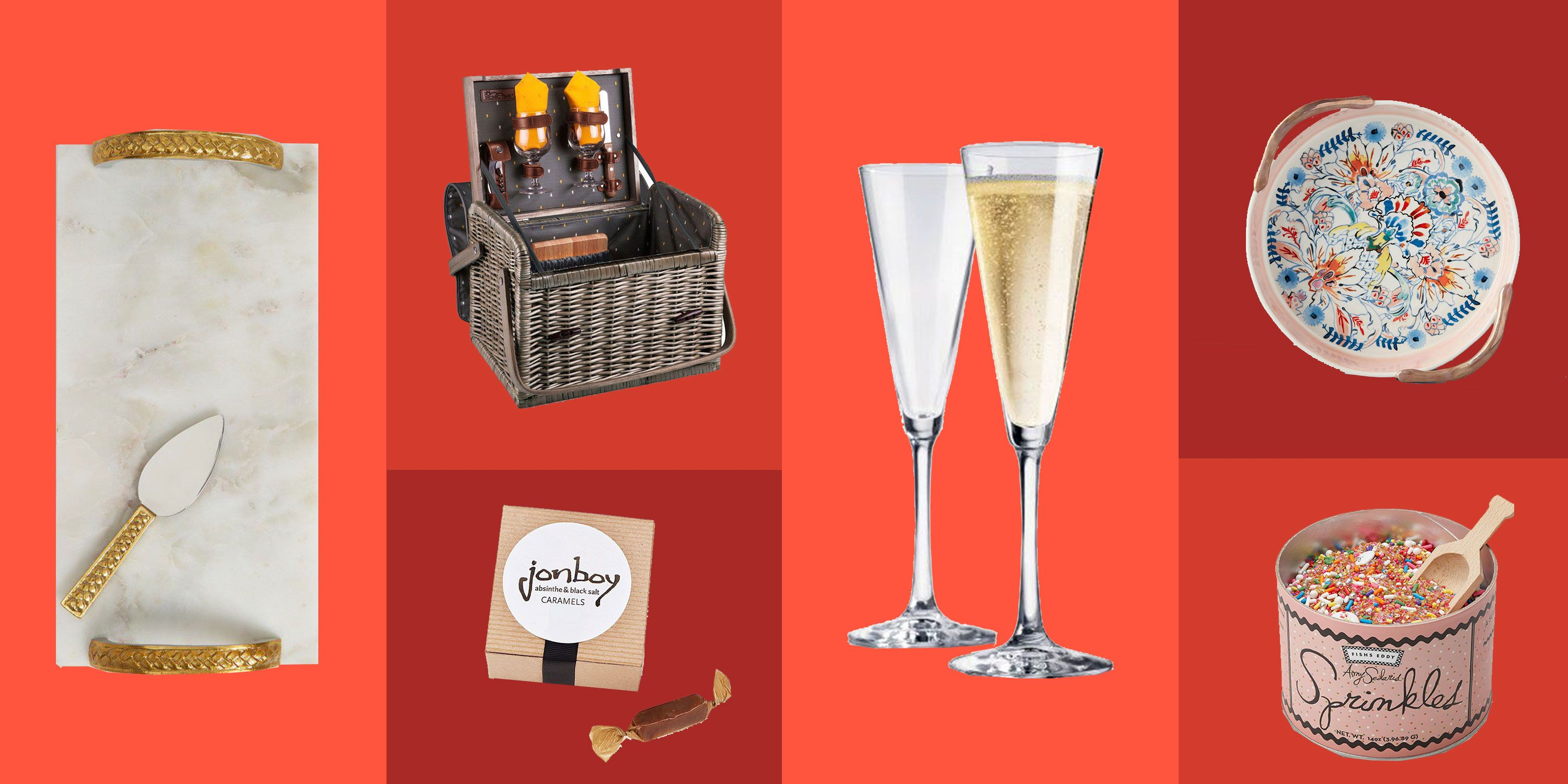 10+ Best Hostess Gifts - Good Gift Ideas for Holiday Hosts—Delish.com