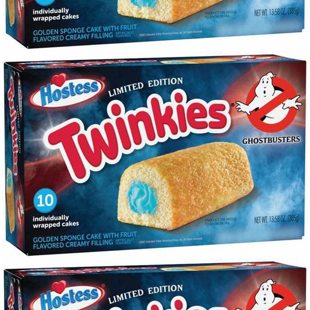 hostess 'ghostbusters afterlife' muncher madness twinkies