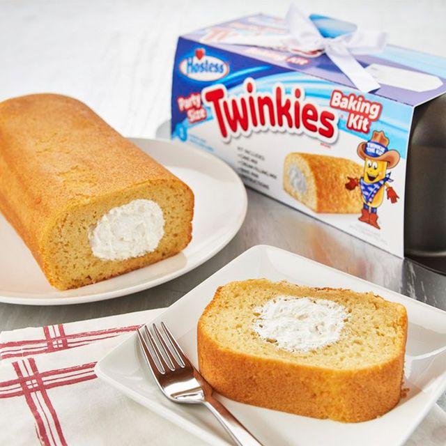 hostess twinkies holiday baking kit