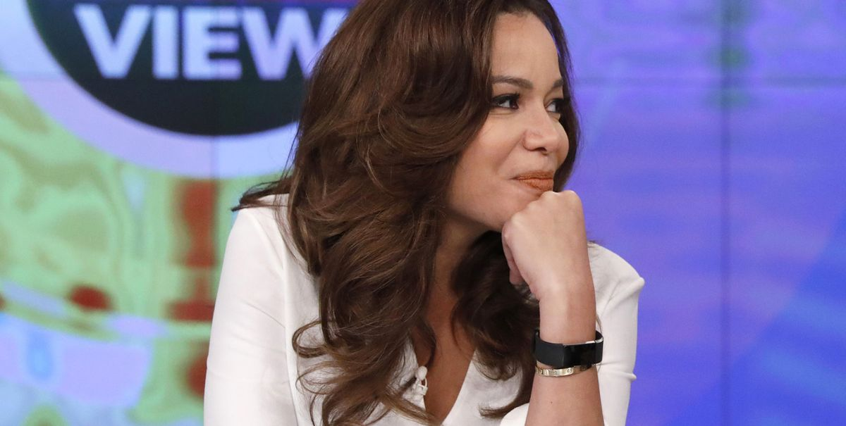 """""""The View"""" Host Sunny Hostin Says Changing Her Name Helped Her Career, But Broke Her Grandmother's Heart"""