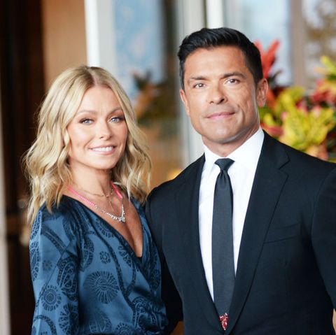 """Kelly Ripa and Mark Consuelos's Daughter Walked in on Them Having Sex—and It """"Ruined"""" Her Birthday"""