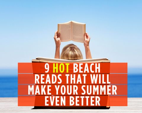 9 Hot Beach Reads That Will Make Your Summer Even Better