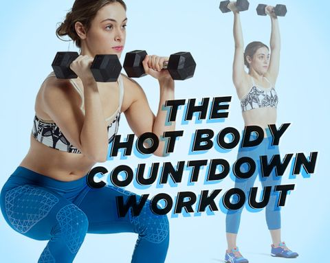 15 Minute Workout: Build a Hotter Bod in 3... 2... 1!