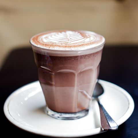 healthy hot chocolate - women's health uk