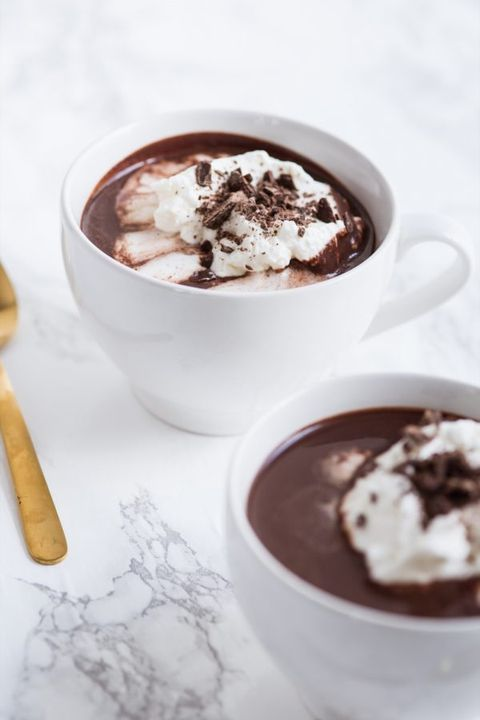 hot chocolate recipes french
