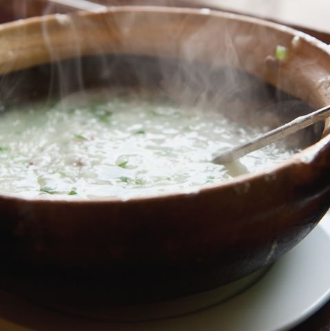 hot congee