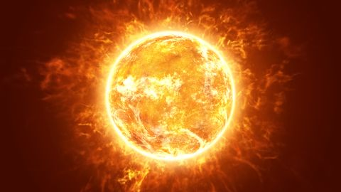 hete zon