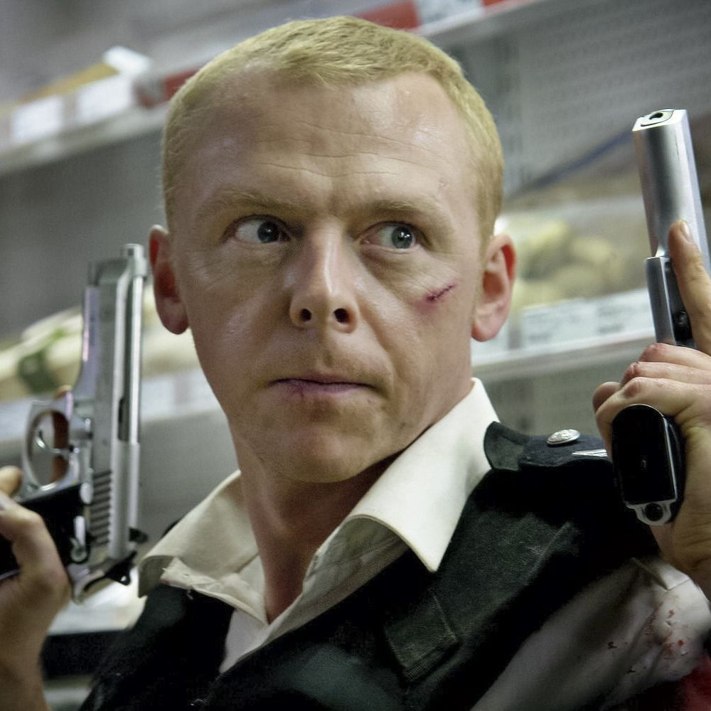 Hot Fuzz A prickly London cop is reassigned to a country post and paired up with a bumbling local, and the pair soon uncover a large conspiracy regarding the deaths of several members of the local village.