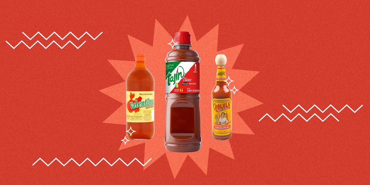 6 Mexican Hot Sauces That Can Add Flavor To Tacos, Margaritas, And Fresh Fruit