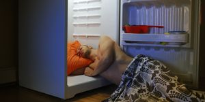 寝苦しい夏の解決策