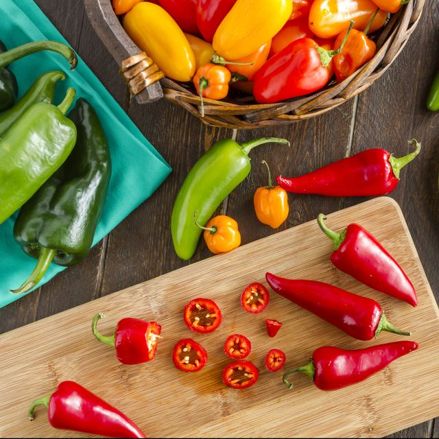 Types Of Peppers 10 Different Kinds Of Peppers And Their Uses