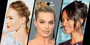 Hot weather hairstyle ideas