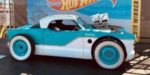 Nashole Hot Wheels Legends Tour SEMA Show