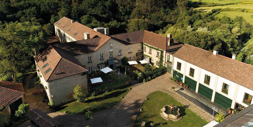 Hotel A Quinta Da Auga en Galicia