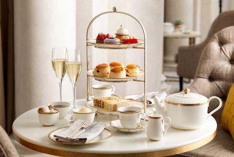hotel afternoon tea