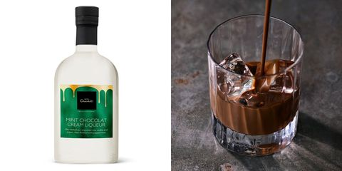Hotel Chocolat's Mint Chocolate Liqueur Will Really Take Your Christmas Party Up A Notch