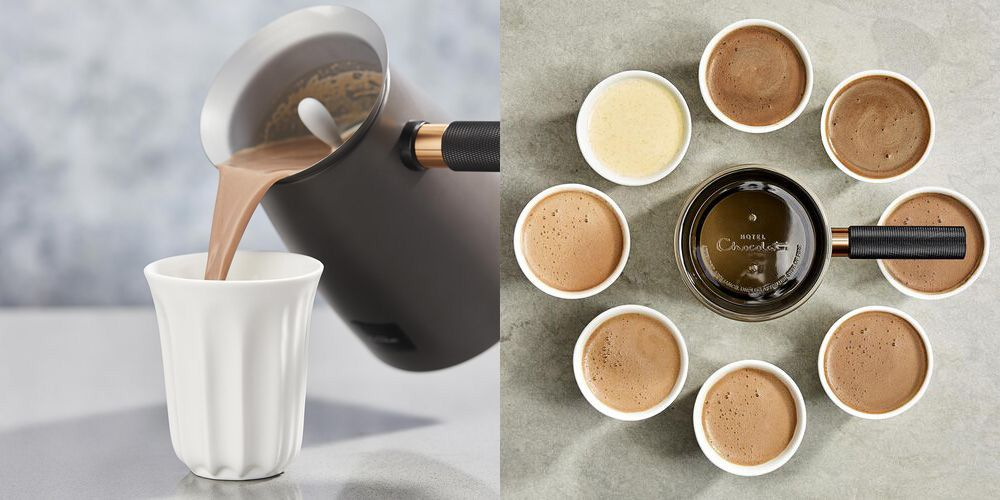 Hotel Chocolat's Velvetiser Machine Is Perfect For Hot Chocolate (And Iced Chocolate) Enthusiasts