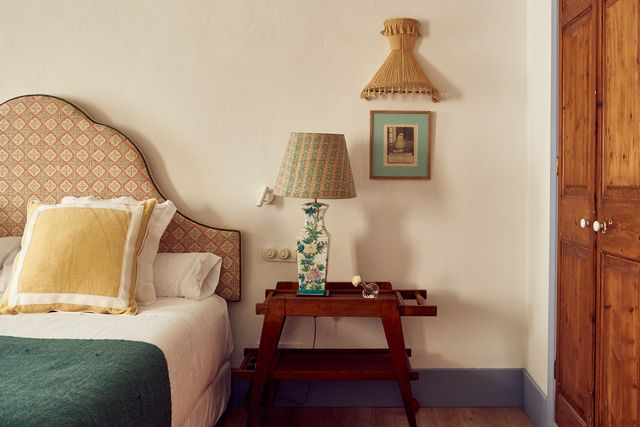 habitacion hotel cristine bedfor mahon menorca