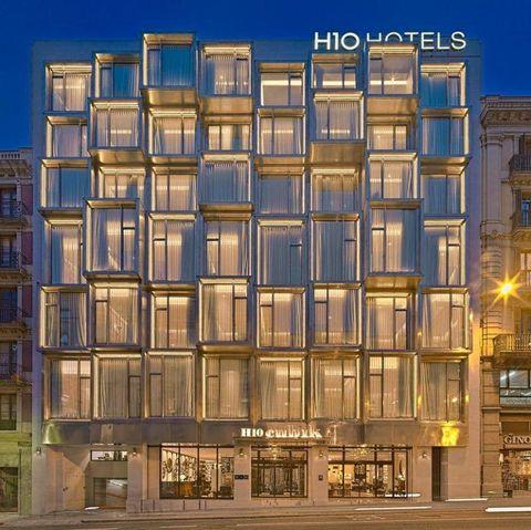 hotel h10 cubik
