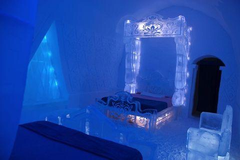 Hotel de Glace Frozen