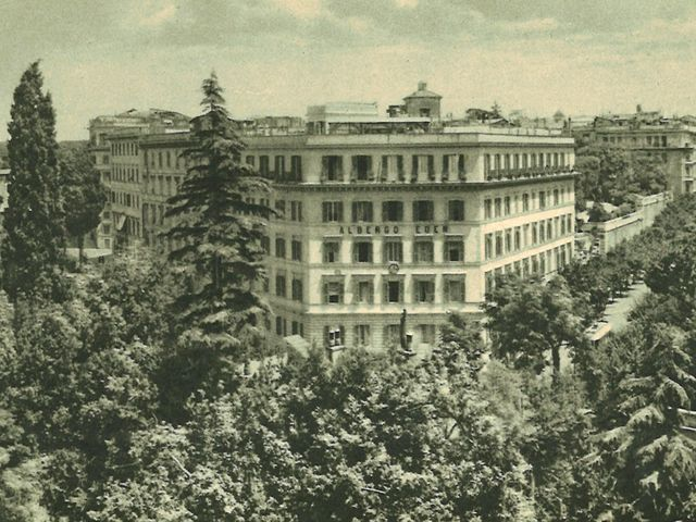 The History Of Rome S Hotel Eden A Luxury Hotel For Over 130