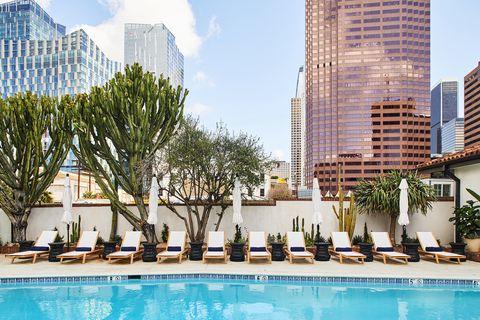 Hotel Figueroa en Los Ángeles