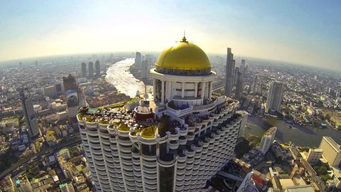 Hotel Iebua de Bangkok