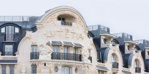 Hotel Lutetia Parigi