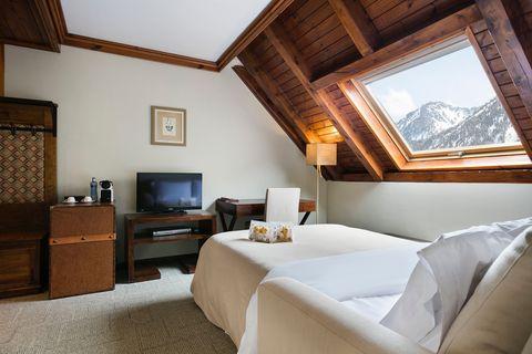 Hotel nieve La Pleta