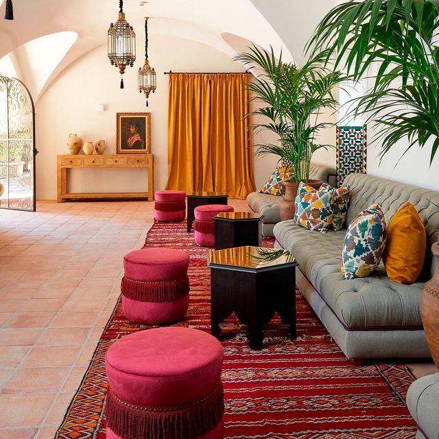 hotel castillo de santa catalina málaga