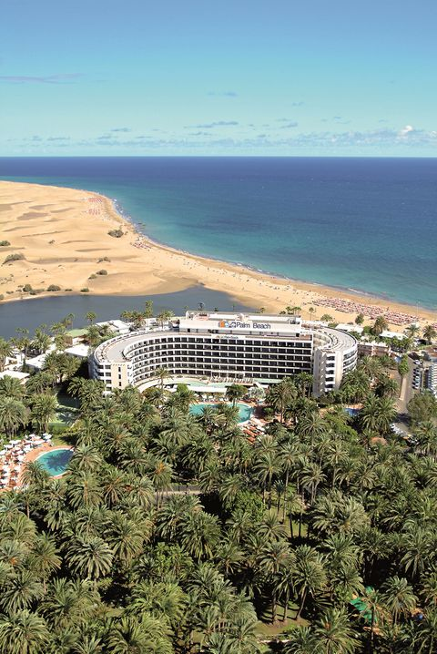 seaside palm beach gran canaria